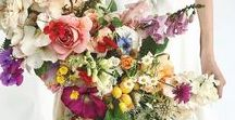 Flowers / Flowers are an essential ingredient for your big day.