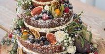 Cake / A selection of fabulous wedding cakes.