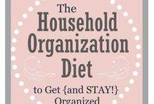 Household organization / Storage ideas / by Adriane Buettel