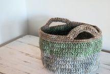 Crochet/Knitting and Fiber Art
