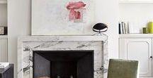 Living Rooms / Living room design #livingrooms #design
