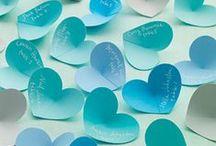 Blue Wedding Theme Inspiration
