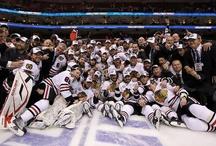 Chicago Blackhawks!! / by Marissa Herzog