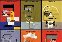 Etudes et Infographies / Publications, analyses, livres blancs de CBRE France & ouvrages, livres de références en rapport avec l'architecture, le monde du travail, le B2B...