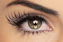 Beauty/Makeup: Eyes / eye makeup, eyebrows, eyelashes / by Susie