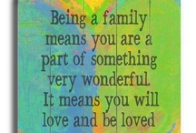All About My Family / things that remind me of them / by Susie