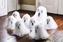 Holiday Fun - Halloween / Ideas, inspiration and DIY projects  / by Susie