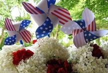 Holiday Fun - Patriotic / Ideas, inspiration and DIY projects; 4th of July, Memorial Day, Veteran's Day, Flag Day, Constitution Day / by Susie