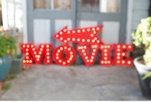 DIY Outdoor: Backyard Movie Theater / Ideas and inspiration for watching movies outside / by Susie