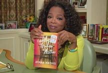 Oprah's Book Club / It's True She Is Bringing The Book Club Back! / by Nancy Fitzpatrick