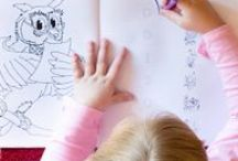 PERSONALIZED COLORING BOOKS! / by I See Me! Personalized Children's Books