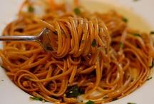Cookbook: Main Dish (Pasta) / by Susie