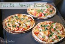Cookbook: Main Dish (Pizza) / by Susie