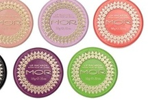 MOR Inspiration / Some inspiration from MOR Cosmetics - available on our website www.wellnessboutique.com