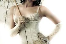 Corsets / by Jennifer (DesignsByNyxxie)