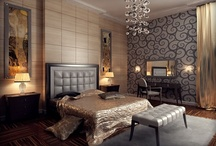 Designer Boudoir / Glam up your love life in more ways than one with these designer bedrooms. / by Mimi De Luxe