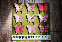 BirthdayCardCentral / Handmade greeting cards, birthday cards, personalized cards