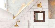 Bathrooms / Powder room design #bathrooms
