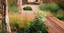 Gardens + Backyards / The beauty of the backyard #garden #design