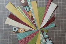 Cardmaking - Made from Scraps