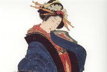 Asian Art - Hokusai / Katsushika Hokusai (葛飾 北斎?, October 31, 1760 (exact date questionable) – May 10, 1849) was a Japanese artist, ukiyo-e painter and printmaker of the Edo period