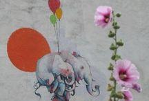 Art - Street, Urban / Art on the streets of world-wide cities