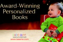 2013 Holiday Gift Guide / This holiday, shop our collection of gifts with a personal touch!  Uniquely personalized children s' book and gifts.  #holidaygiftguide / by I See Me! Personalized Children's Books