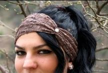 Headbands, Scarves,  Hair ties, Clips and  Accessories,