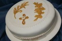 My first holy communion cake 3