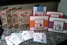 Cardmaking - Stamp a Stack
