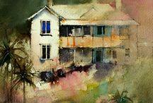 Art - Watercolor - Lovett, John