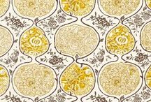 Ornament | Pattern / by Mihaela Cetanas Interior Design