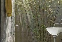 Bathrooms | just add water / by Mihaela Cetanas Interior Design