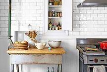 Kitchen | Charm / by Mihaela Cetanas Interior Design