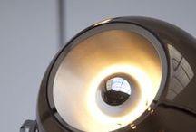 Lighting / by Mihaela Cetanas Interior Design