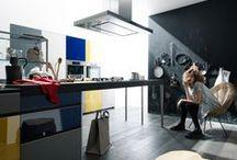 Kitchen |  Island Design / by Mihaela Cetanas Interior Design