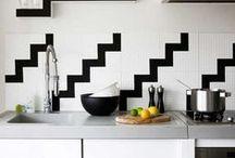 Kitchen | Backsplash Ideas / by Mihaela Cetanas Interior Design