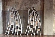 Libraries | Bookcases / #libraries #bookcases / by Mihaela Cetanas Interior Design
