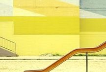 Yellow / by Mihaela Cetanas Interior Design