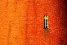Orange / by Mihaela Cetanas Interior Design