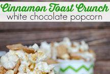 Cookbook: Popcorn / popcorn! / by Susie