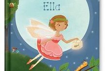 Sweet Dreams, Fairy Personalized Book / Make your little one the star of her very own fairy tale in this enchanting and fully personalized bedtime story.