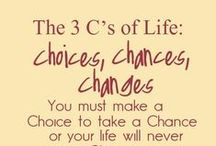 Change Quotes / Quotes on change and changing your life.