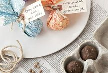 Wedding favors / & Sentimental things for us. / by Rayne Marie