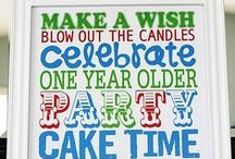 Celebrations: Birthday / Happy Birthday!! / by Susie