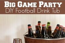 Celebrations: Super Bowl / are you ready for some football?! / by Susie