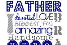Celebrations: Father's Day / fathers and grandfathers / by Susie