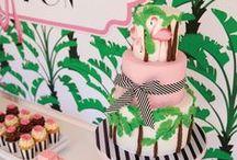 Hadley's Tropical Pastel Splash Bash / by Lissa Drummond