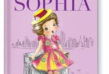 It's Fancy to Be Me Personalized Book / Your little girl goes on a worldwide trip to see different countries, and she wears fancy clothes from each culture along the way. At the end, she realizes that the fanciest thing of all is to be herself!