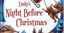 My Night Before Christmas Personalized Book / Nestle your child all snug in bed with this classic personalized Christmas story. This beautifully illustrated storybook is sure to become a tradition your family will cherish every holiday.